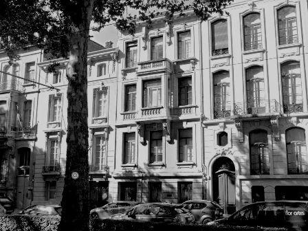 Referentie MONUMENTA BV (vennoten) - verkoopbegeleiding van de Woning Van Bree, Mechelsesteenweg - Antwerpen